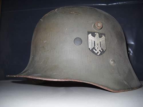 M1917 Austrian Transitional  ?