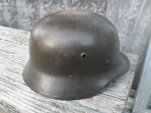 My first m35 sd helmet
