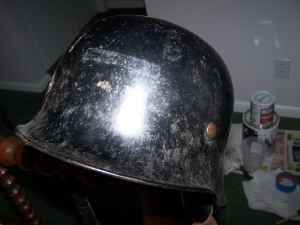 German Medical Helmet?