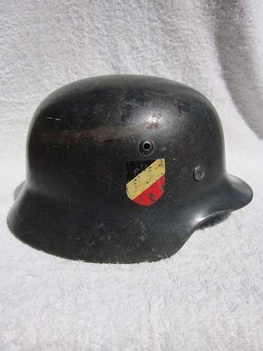 Luftwaffe M35 DD - SE64 Lotnr 4284