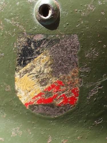 Batlle Damaged KIA M35....Heer or KM??