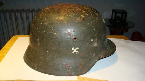 Curious about helmet