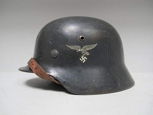 Click image for larger version.  Name:German_Helmet_M35_ET64_Luftwaffe_DD_#3314 (6).JPG Views:34 Size:34.8 KB ID:205418
