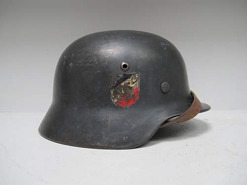 Click image for larger version.  Name:German_Helmet_M35_ET64_Luftwaffe_DD_#3314 (8).JPG Views:41 Size:30.3 KB ID:205424