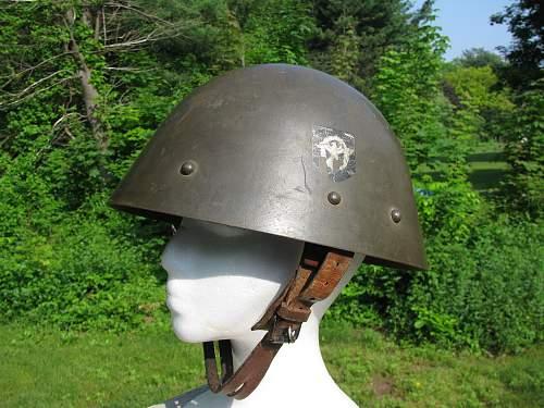 Czech M32 - Double Decal Schutzpolizei Reissue
