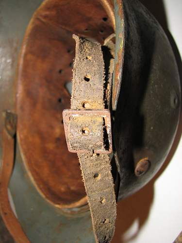 M42 liner pics and buckle