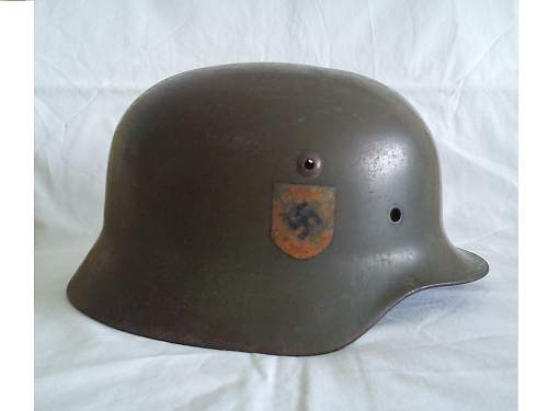 Opinion about a police  helmet