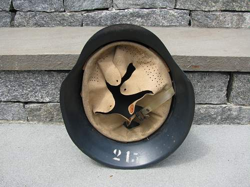 WWII German Helmet?