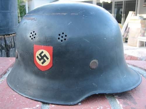 opinion DD M34 helmet