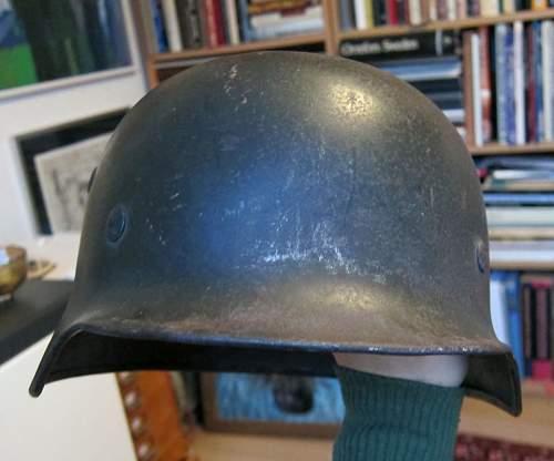 German helmet m35