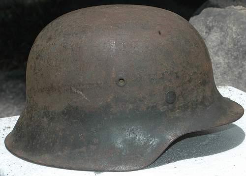 Need opinions on M42 SD Heer Helmet...