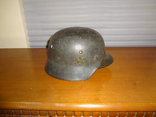 Couple of M40 helmets looking to purchase