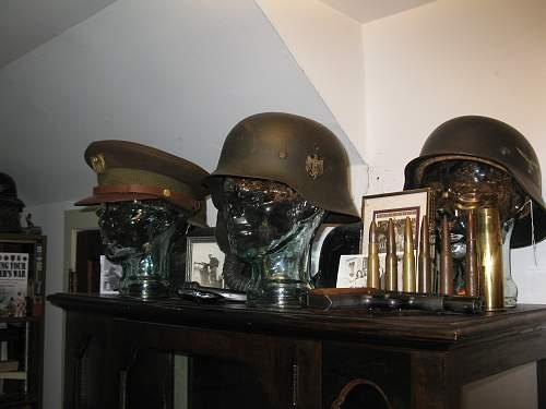 My new SD Heer Helmet