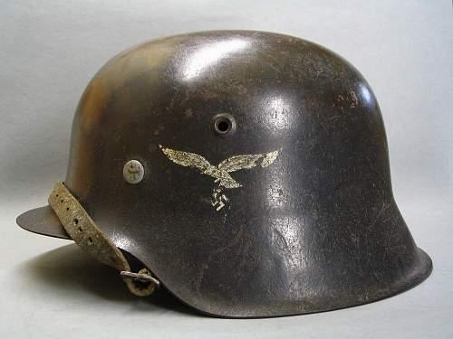 Luftwaffe SD M42: orginal or not?