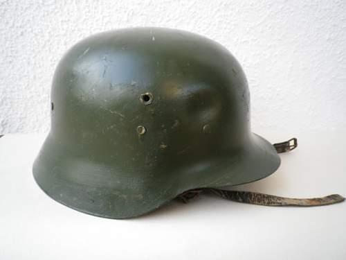 Helmet help!