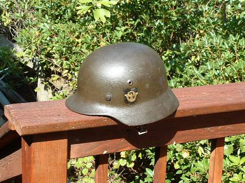 Click image for larger version.  Name:WW2 Helmet 001.JPG Views:65 Size:134.0 KB ID:238385