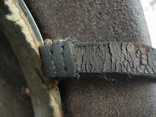 M42 w/ carbine hook strap