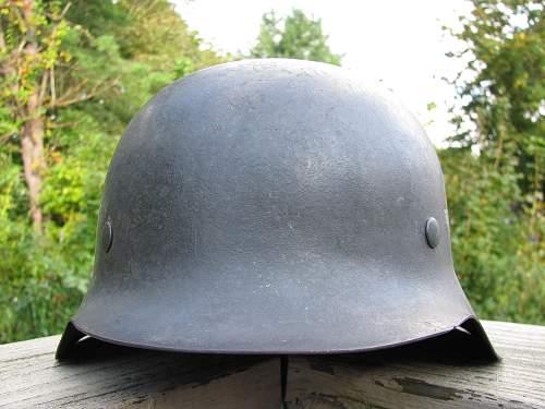 M42 NSKK w/ Painted Shield - EF 64 -  Lot # 2962