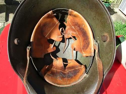 Camo M16 Guards Stahlhelm