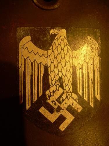 M42 SD Wehrmacht...fake?