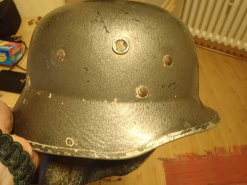 ID Question on a Helmet