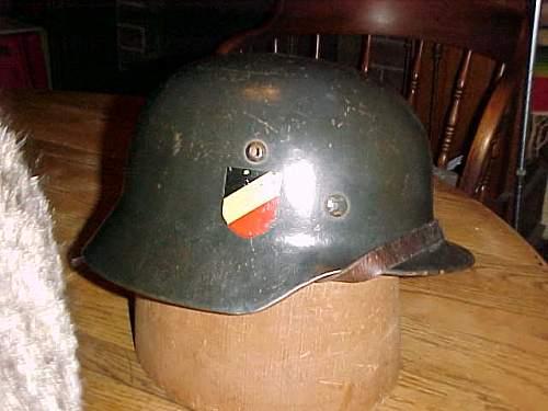 DD Mdl 35 Luftwaffe