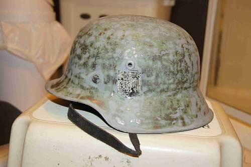 Is this M42 german helmet a good buy???