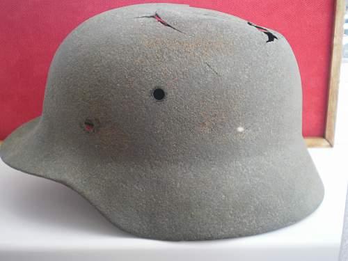 2  helmets to identify original or fake?