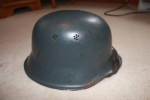 M35 DRK Helmet