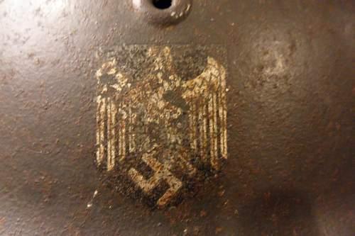 World War 2 Helmet?