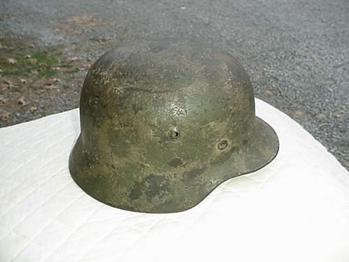 Value of this m40 camo helmet