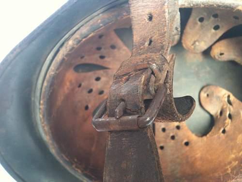 Quist - M1940 Heer Helmet