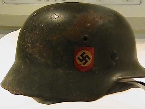 Show Off Your Combat Police Helmet!