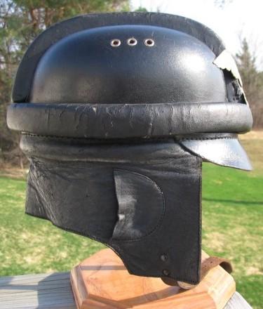 Crash Helmet Opinion