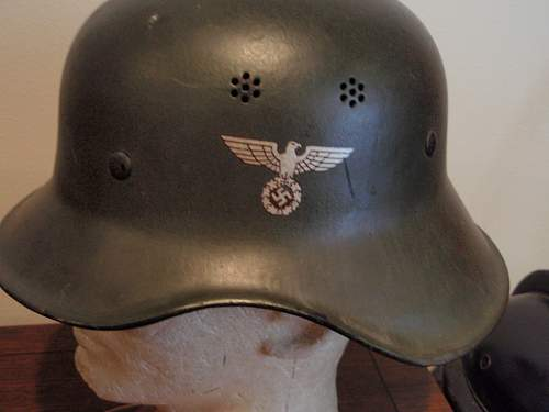Another S A Stahlhelm