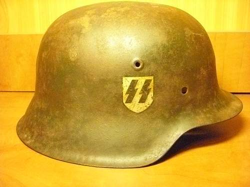"The Price of the day - a very ""rare"" helmet!"