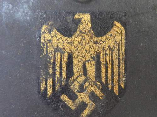 KM or golden Heer