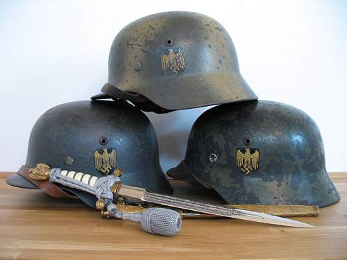 Post your Kriegsmarine helmets!