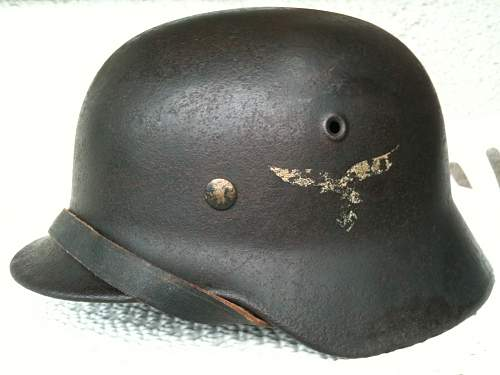 Luftwaffen helmet Original?