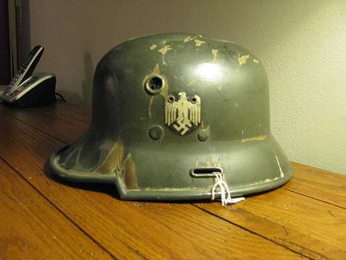 ww2 Vulkanfiber helmets info