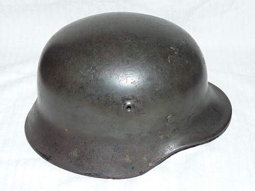 My First & Only Helmet
