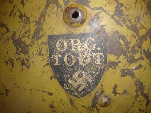 Bulgarian M36c Org Todt