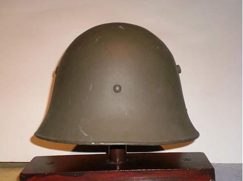Wz28 Polish helmet near mint