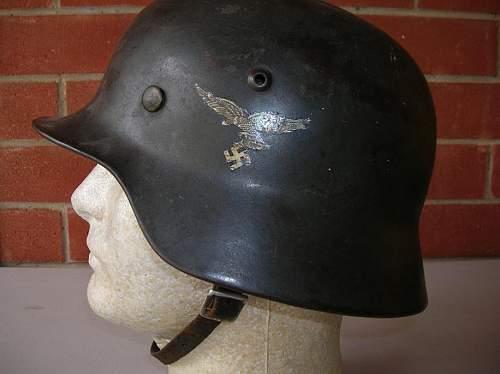 M35 DD LW Stahlhelm