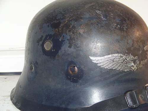 Luftschutz M18 commercial helmet