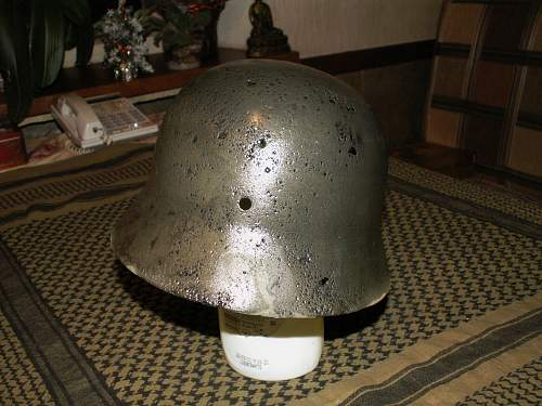 M35 relic helmet