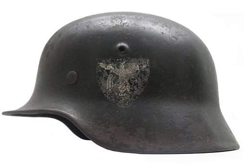M40 RAD helmet good or bad