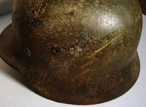 Unusual Helmet decals