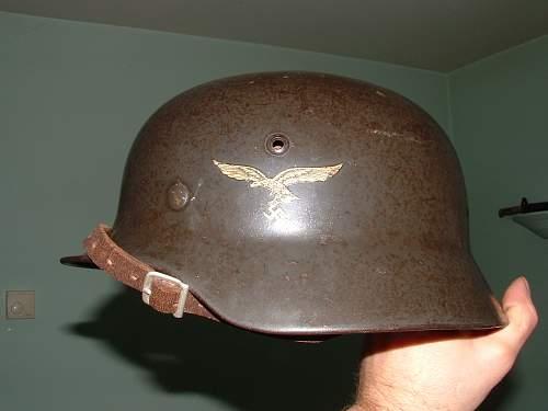 my first helmet