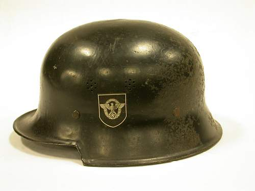 M35 DD Police Helmet: Opinions